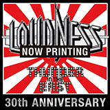 LOUDNESS『THUNDER IN THE EAST 30th Anniversary Edition』